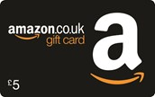 £5 Amazon eGift card