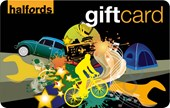 £10 Halfords eGift Card