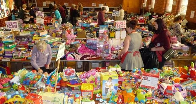 Toys and Teens Appeal 2013 -